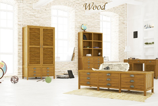 Серия Wood