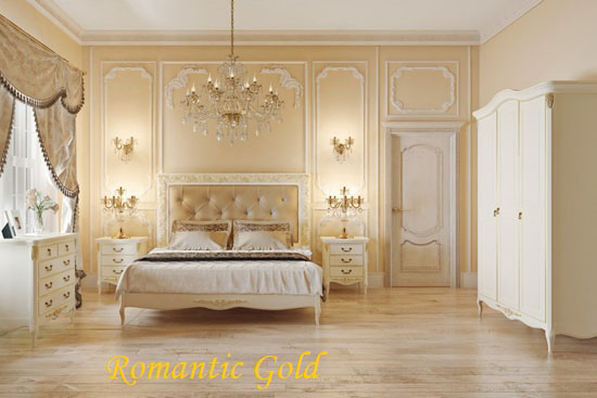 Серия Romantic Gold