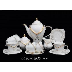 Чайный сервиз Grand-D (15 предметов)