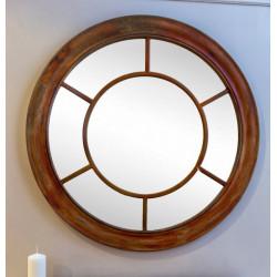 Зеркало круглое Винтаж D-90