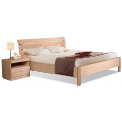 Кровать двойная Лайма БМ-6010 (160x200)