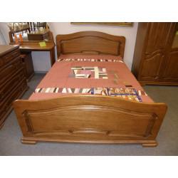 Кровать Суламифь (180 на 200) с высоким изножьем