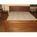 Кровать Леди (180 на 200) с высоким изножьем