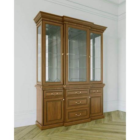 Витрина 3-дверная Соломон