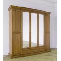 Шкаф Леди 5-дверный