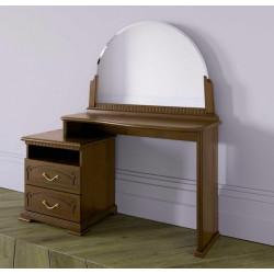Туалетный столик с тумбой и зеркалом Суламифь