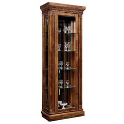Шкаф с витриной Ривьера ГМ 5801