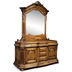Тумба с зеркалом Версаль ГМ 5634