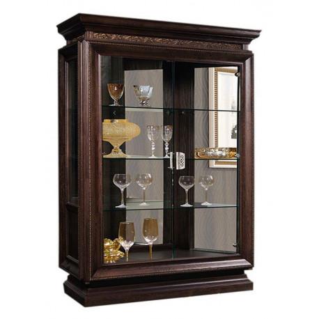 Шкаф с витриной Сальери ГМ 5358Е