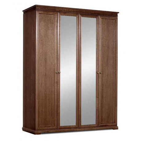 Шкаф для платья и белья Камелия ГМ 8081