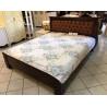 Кровать Нинель с мягким изголовьем 1600*2000 без изножья И004.16