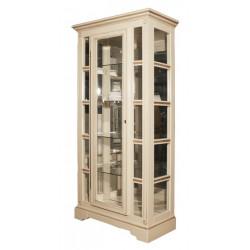 Шкаф с витриной Полонез ММ-174-01