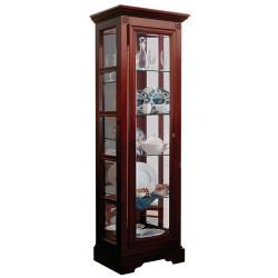 Шкаф с витриной Полонез ММ-174-05 (ММ-174-05/01)