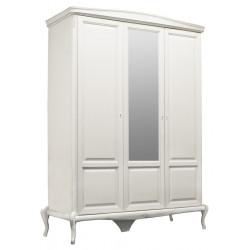 Шкаф для одежды Мокко ММ-316-01/03 (с зеркалом)
