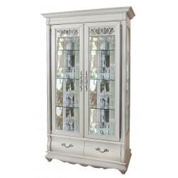 Шкаф с витриной Оскар ММ-210-02