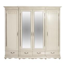 Шкаф для одежды Оскар ММ-216-01/14 (высокий)