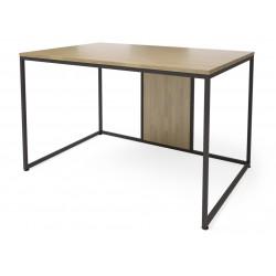 Письменный стол Нео Лофт DT-1/2 (шпон или массив дуба)