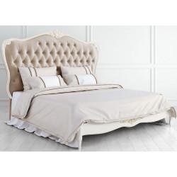 Кровать с мягким изголовьем A528-K02-G-B01 (180*200)