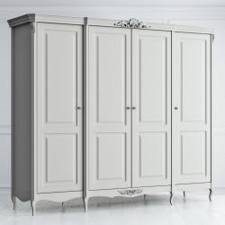 Шкаф 4 двери APg624Z-K02-G
