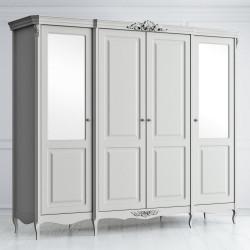 Шкаф 4 двери APs624Z-K04-S