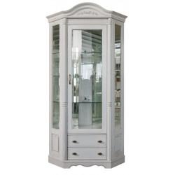 """Угловая витрина """"Паола"""" БМ-2115"""