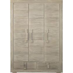 Шкаф для одежды 3-дверный Концепт 2070Бр БМ781