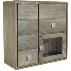 Шкаф навесной TEMPO КМШН-4