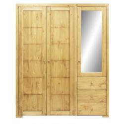 Шкаф 3-х дверный (из 2-х частей) 16 НК