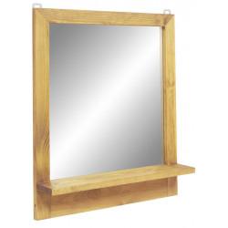 Зеркало с полкой 18 НК