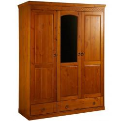 Шкаф 3-створчатый №2