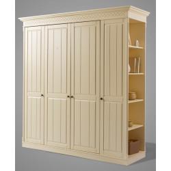 Шкаф 4-створчатый №2