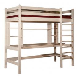 Кровать верхнеярусная Классик №3 (90)