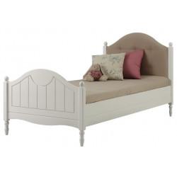 Кровать Айно №14 мягкая односпальная