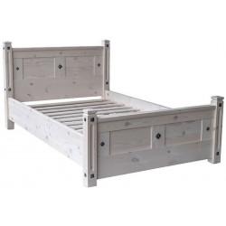 Кровать односпальная (90 на 200)