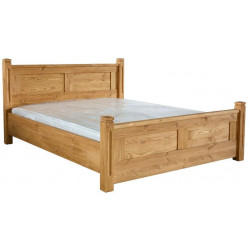 Кровать двуспальная (160 на 200)