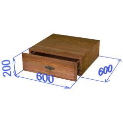 Шкаф-стол под духовой шкаф Хлоя КХ 04