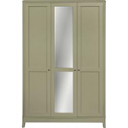 Шкаф для одежды  3-дверный Тиффани  2553-01 БМ681