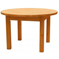 Стол 120 круглый нераздвижной