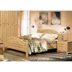Кровать 2-16 Лотос 9011 (160x200)