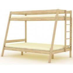Кровать двухъярусная БР-6.1