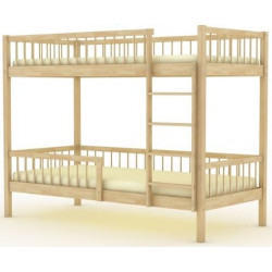 Кровать двухъярусная БР-10