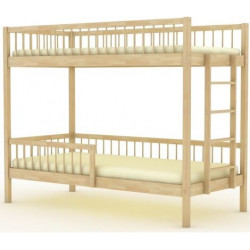 Кровать двухъярусная БР-10.1