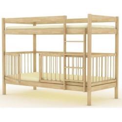 Кровать двухъярусная БР-12