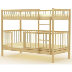 Кровать двухъярусная БР-12.1