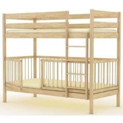 Кровать двухъярусная БР-24