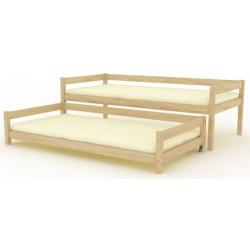 Кровать двухъярусная (выкатная) БР-13