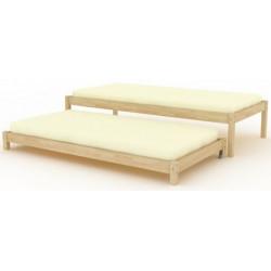 Кровать двухъярусная (выкатная) БР-14