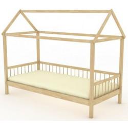 Кровать - домик БР-9