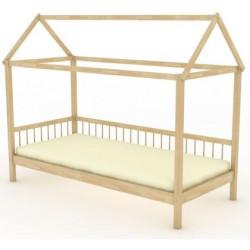 Кровать - домик БР-9.1
