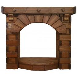 Портал для камина (без ковки)